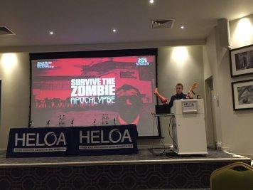 SHU Zombie Apocalypse